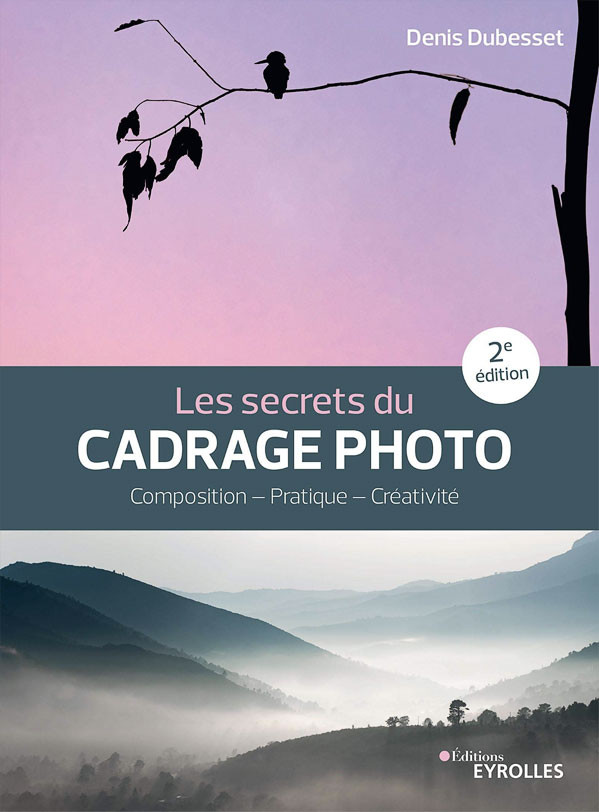 Les secrets du cadrage photo, Denis Dubesset