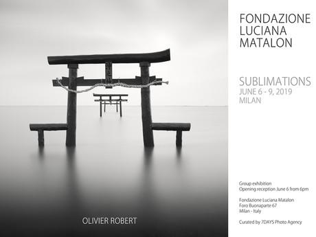 Sublimations - Fondazione Luciana Matalon, Milan, Italy 2019