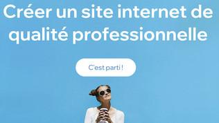 Pourquoi Wix est la solution idéale pour la conception de sites web en photographie