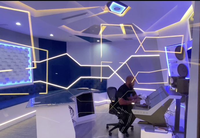 Studio B remixed