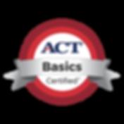 ACT Basics Badge.png