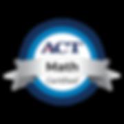 ACT MATH Badge.png