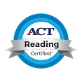 ACT Reading Badge.png