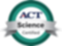 ACT Science Badge.png