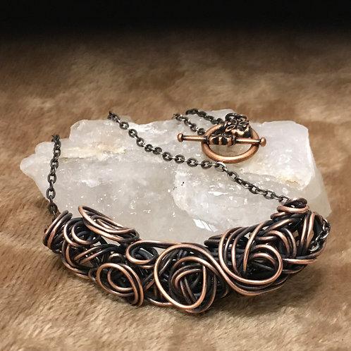 Fancy Swirl Pendant