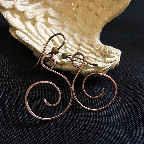 Cleft Earrings