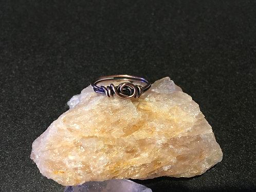 Petite Copper Ring