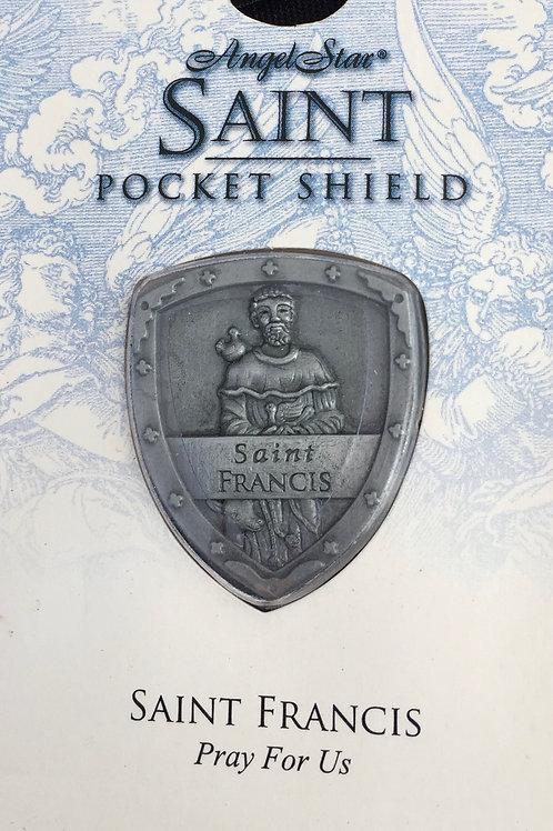 Saint Francis Pocket Shield