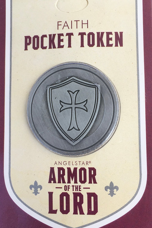 Armour of the Lord Pocket Token