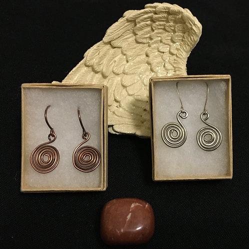 South Shore Swirl Earrings