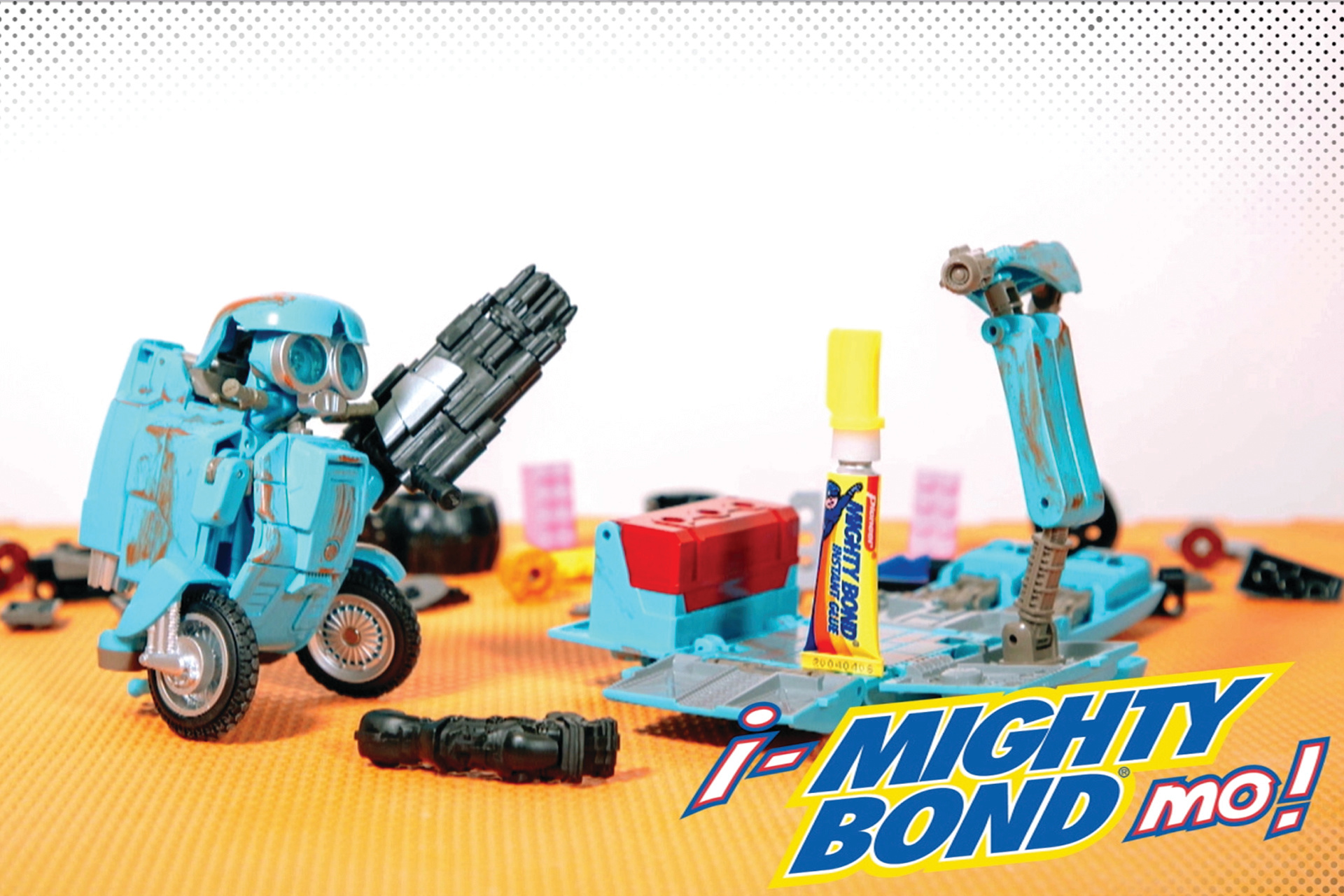 Mighty Bond Regular