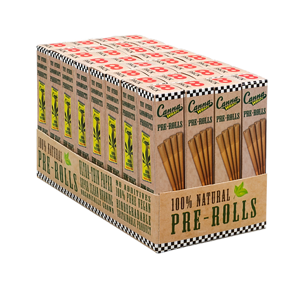 Unbleached cones - 4 pack