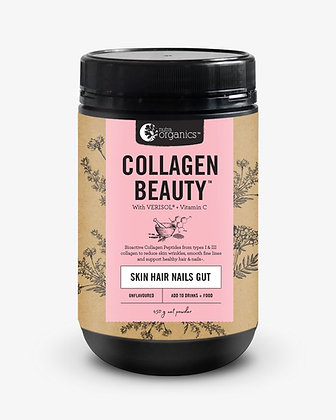 Nutraorganics Hair/Skin Collagen Powder 450