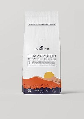 Mt Elephant Hemp Protein 1.5kg