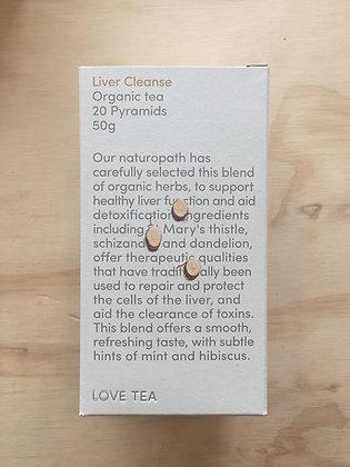 Love Tea Liver Cleanse 20 Pyramids