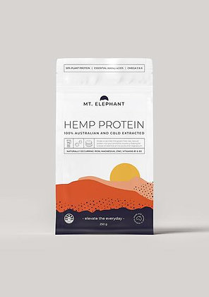 Mt Elephant Hemp Protein 250g