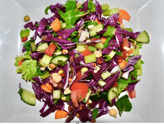 Spring Detox Salad