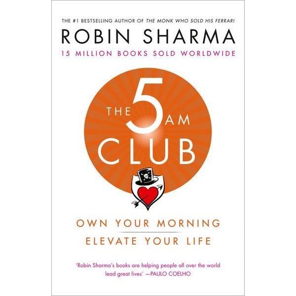 Morning routines – Review of  the 5 am club by Robin Sharma