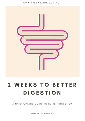 2 Weeks to Better Digestion