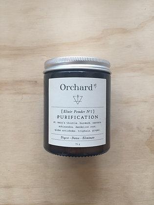 Elixir Powder- Purification 75g