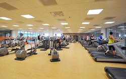 Gym training facilities