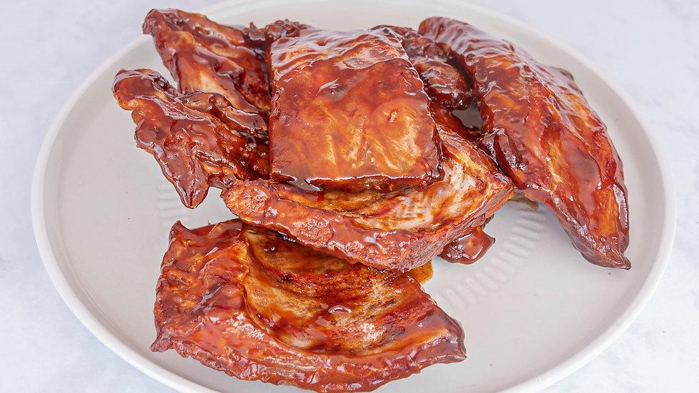 BBQ PORK RIBS (1KG)