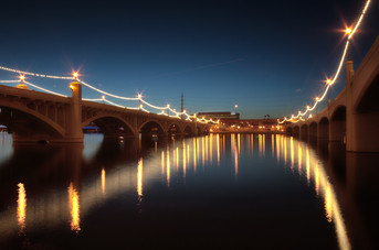 Mill Ave Bridges