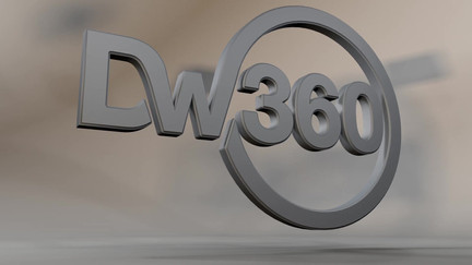 DW360 3D Logo
