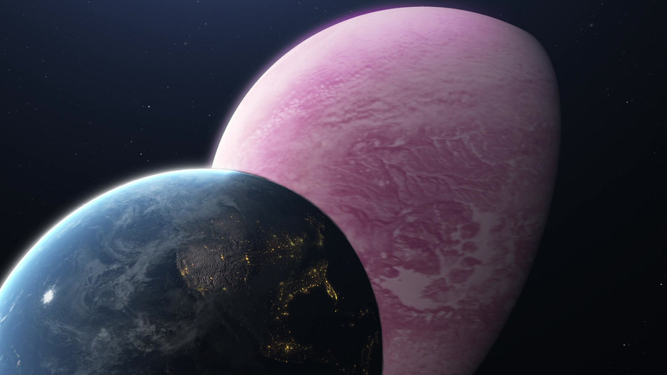 Planet Shot concept