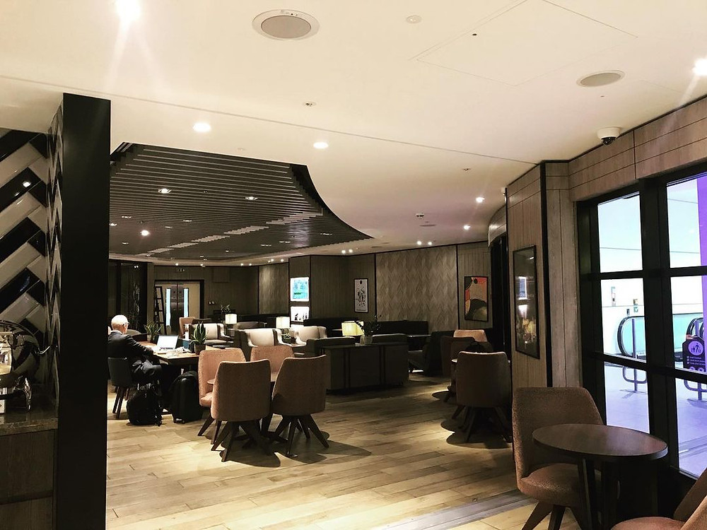 Plaza Premium Lounge, Airport Lounge Guide