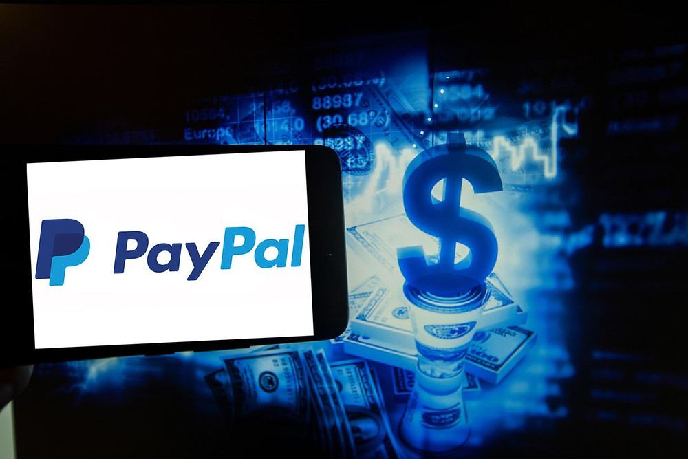 Paypal invests in Crypto