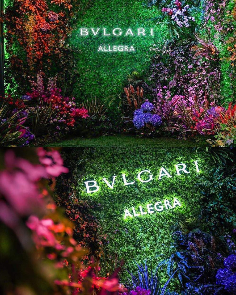 Bvlgari Allegra Perfume Reviews