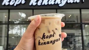 Kopi Kenangan - Indonesian Coffee Chain