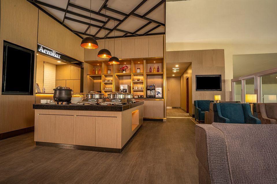 Plaza Premium Lounge Chandigarh International Airport