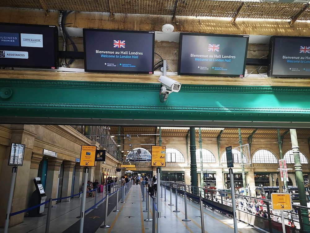 How to Travel from Paris to London