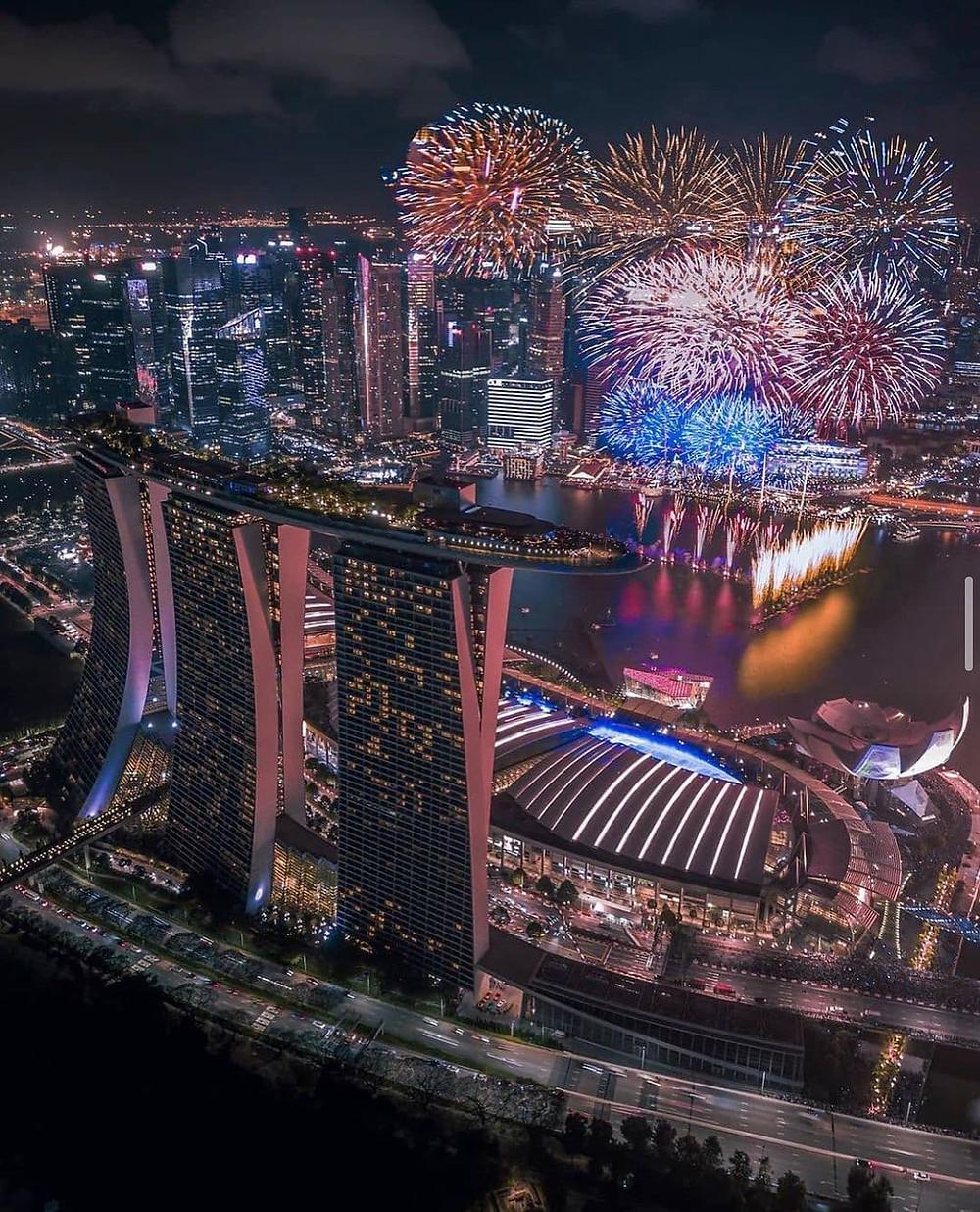 Marina Bay Sands Singapore Guide