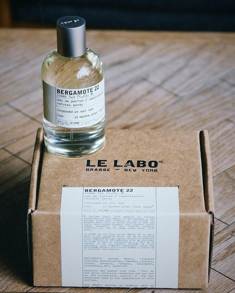 Le Labo Perfume Reviews