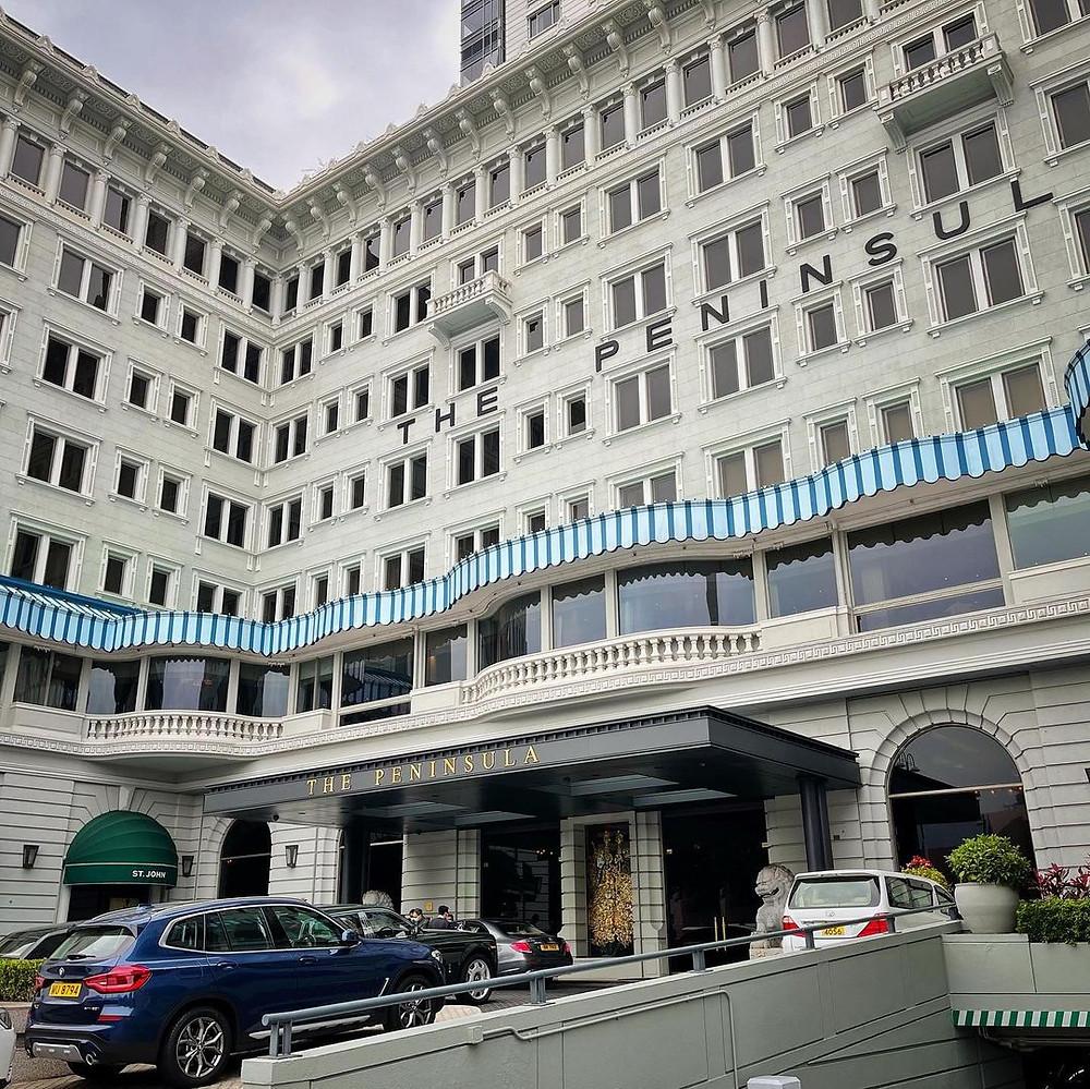Hotel Review: Peninsula Hong Kong