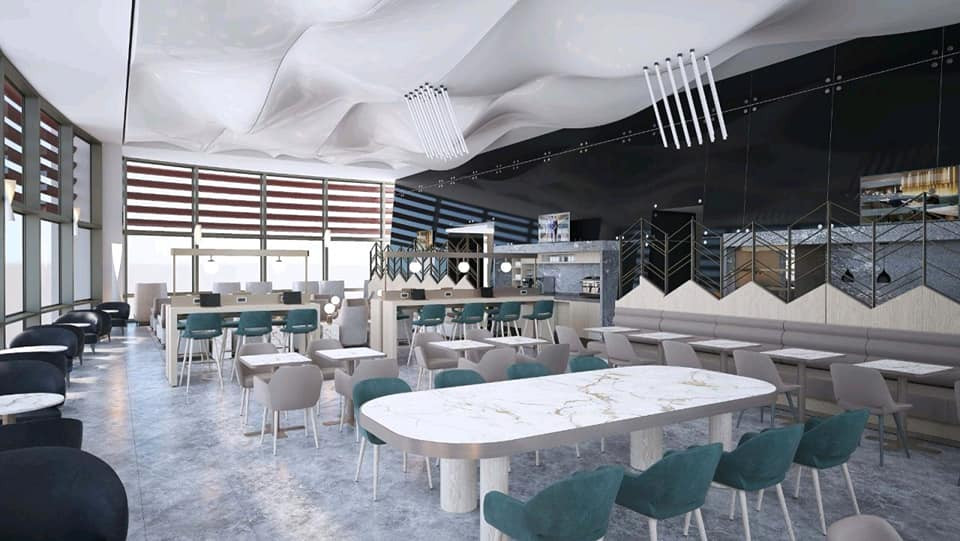 Plaza Premium Lounge Istanbul