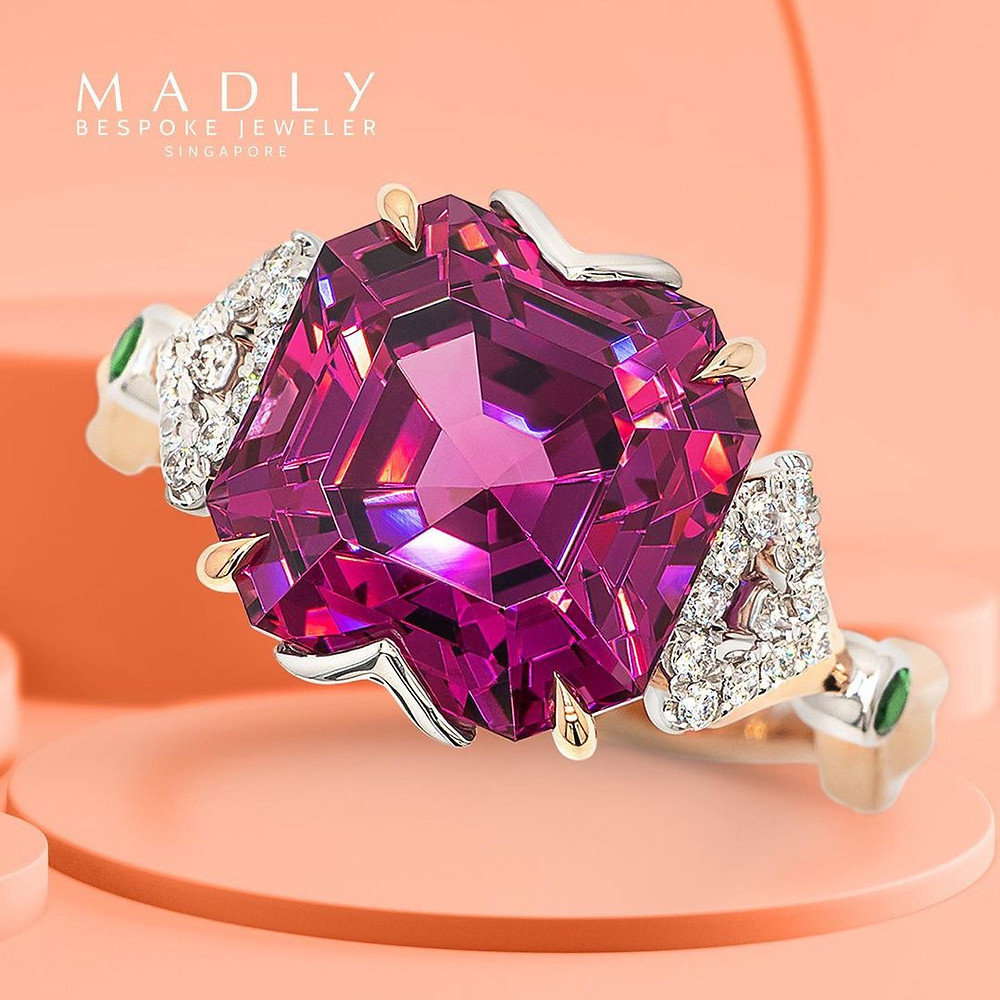 MADLY Bespoke Jeweler Singapore