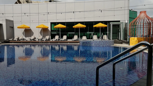 Airport Hotel Review: Aerotel