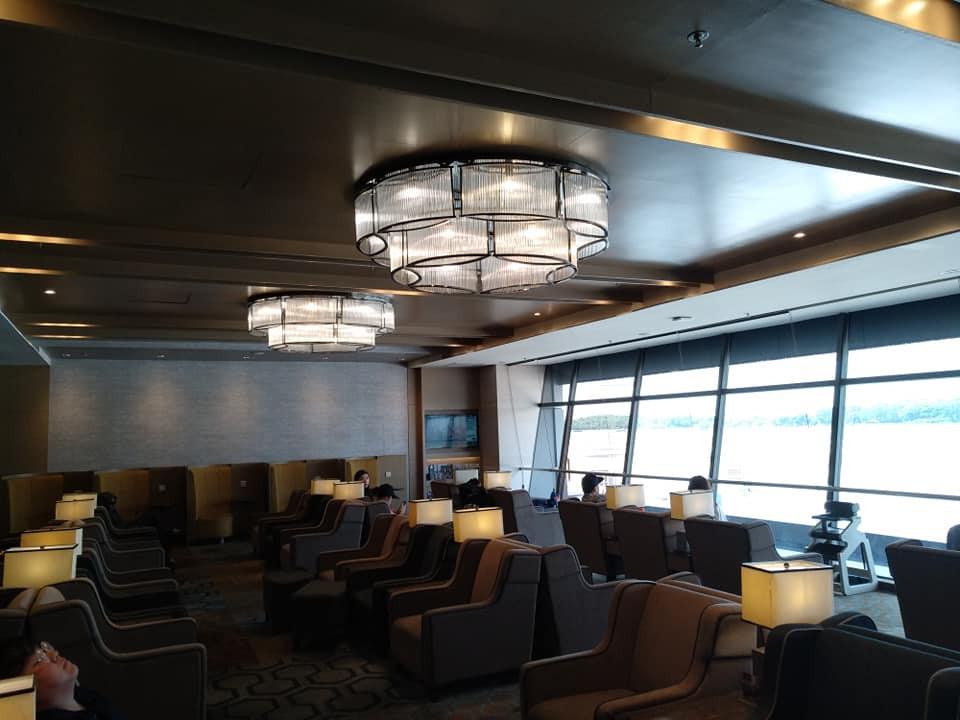 Plaza Premium Lounge, Airport lounge
