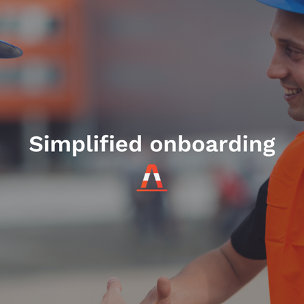 New onboarding status function
