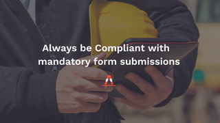 Introducing mandatory forms to Traffio
