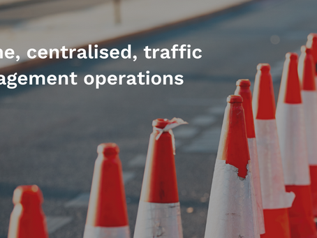 5 reasons to digitalise your traffic control business
