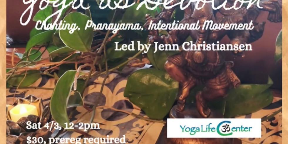 Yoga as Devotion