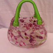 Glass Purse