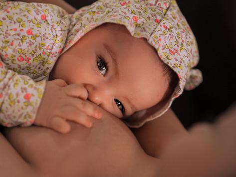 Breastfeeding and Breast Milk Benefits