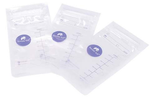 Breast Milk Storage Bags (25 Bags)