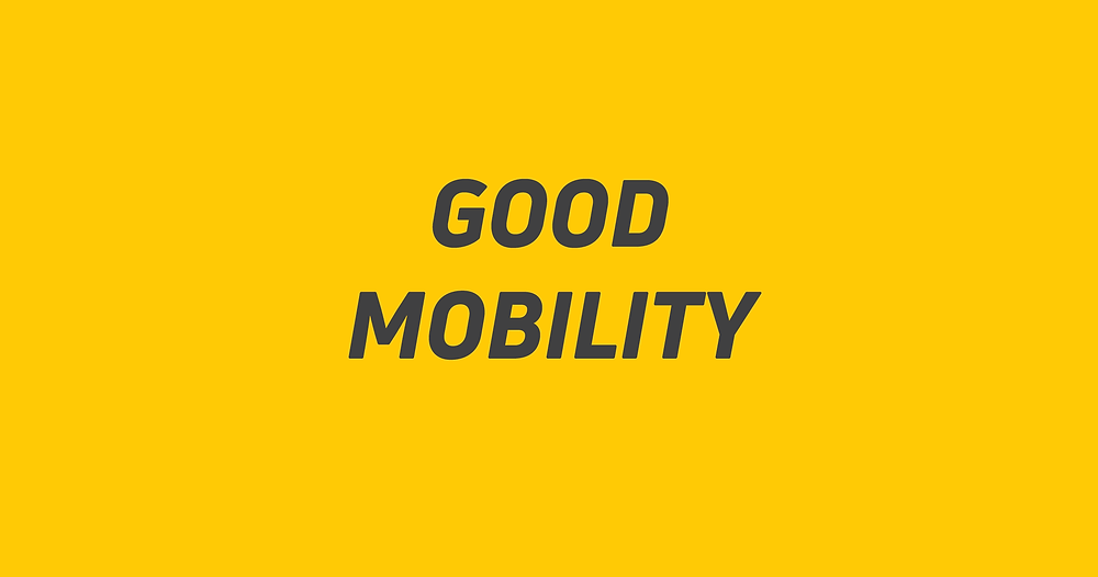 Título: Good Mobility